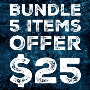 Sweaters - 5 for $25 Sale